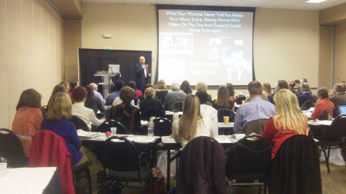 Terry Brock professional speaker at NSA Colorado