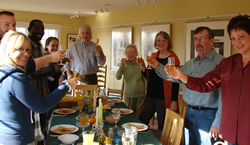 Thanksgiving Toast