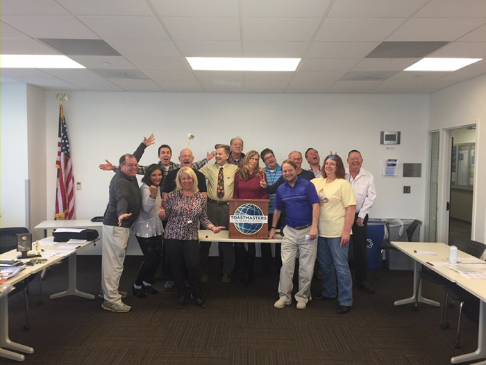 Aurora Colorado Toastmasters Club